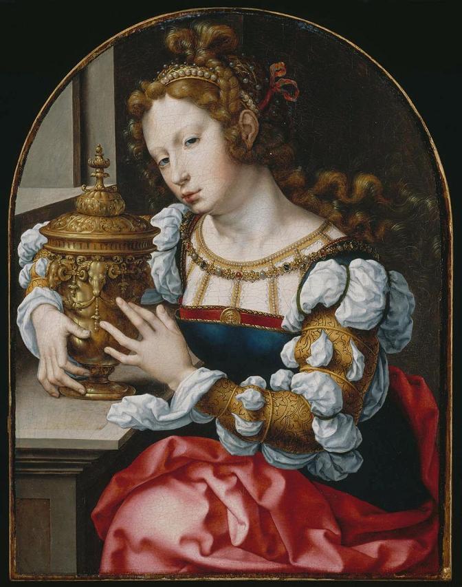 JAN DE GOSSAERT (MABUSE), CIRCA 1530