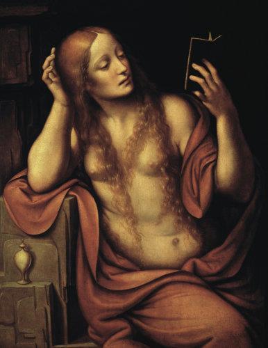MAGDALENA - Giovanni Pietro Rizzoli María Magdalena leyendo