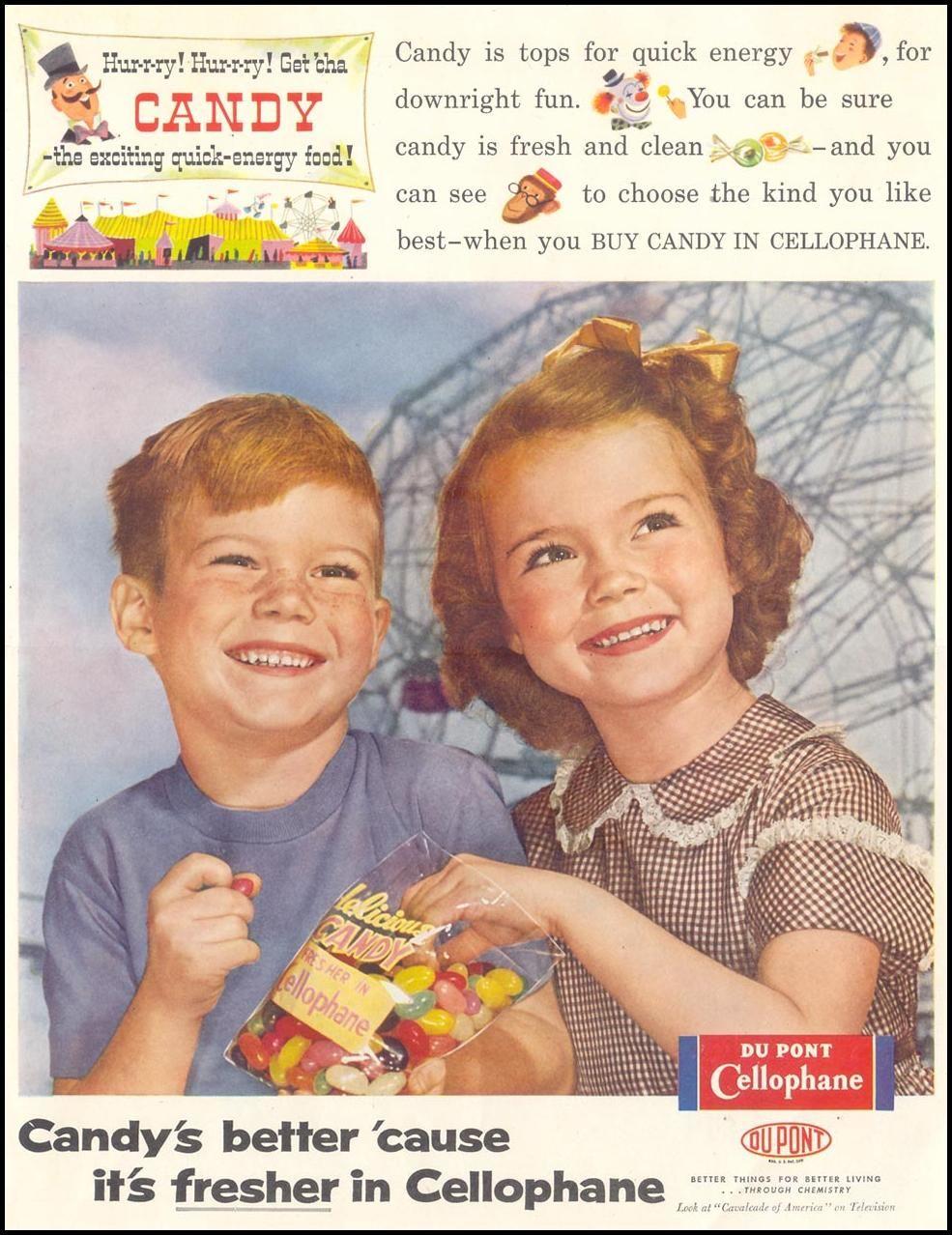 1955 du pont candy