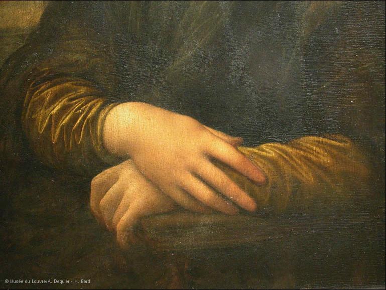 Руки Джаконды