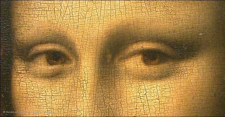 Глаза Моны Лизы