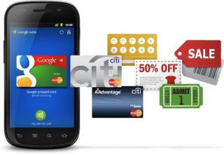 Google Wallet - мобильная платежная система на базе технологии NFS