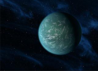 Экзо-планета Kepler-22