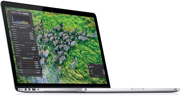 MacBook Pro с экраном Retina