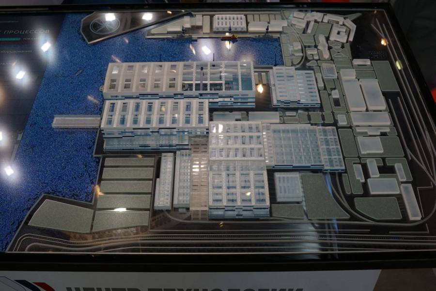 """Первый этап строительства современного судостроительного комплекса на """"Северной верфи"""""""