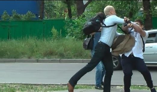 Шабунину за нападение на журналиста светит 5 лет. Зрадобараны подняли визг)