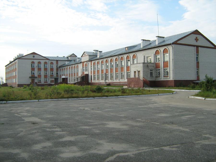 Больница 1 006-Kilemary