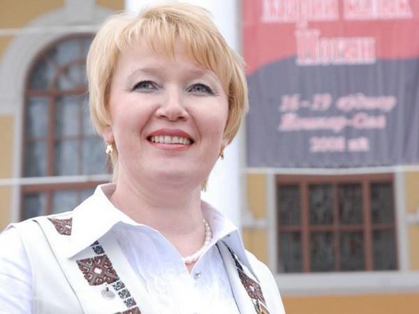 Larisa Yakovleva