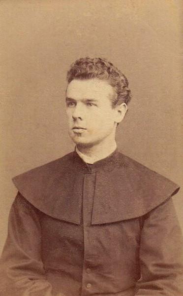 Peterb_stud_dMLLM20127602415.Студент в Римско-католической духовной академии в Петербурге _1888–1892