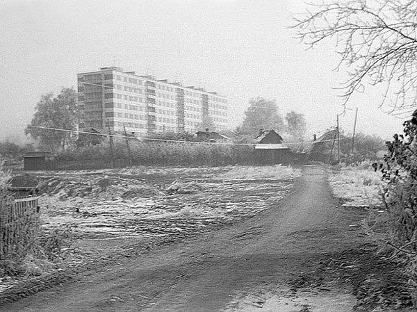 Шараповка, 70-е года.