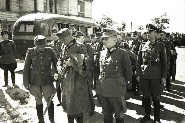 Марш немцев