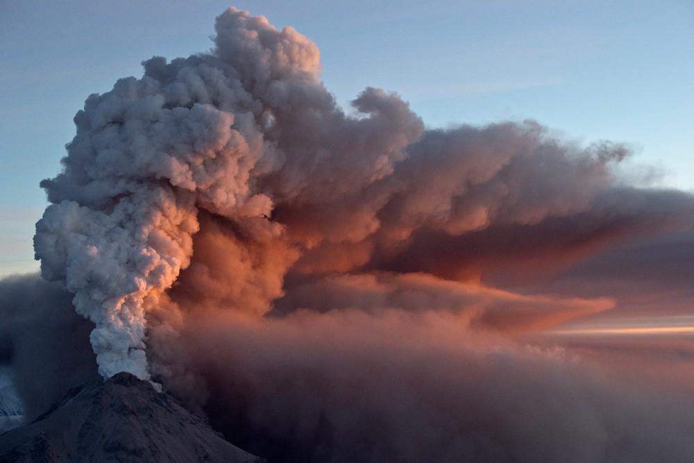 Volcano of Kizimen