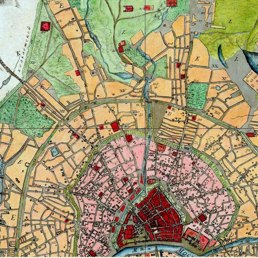 Неглинка 1796