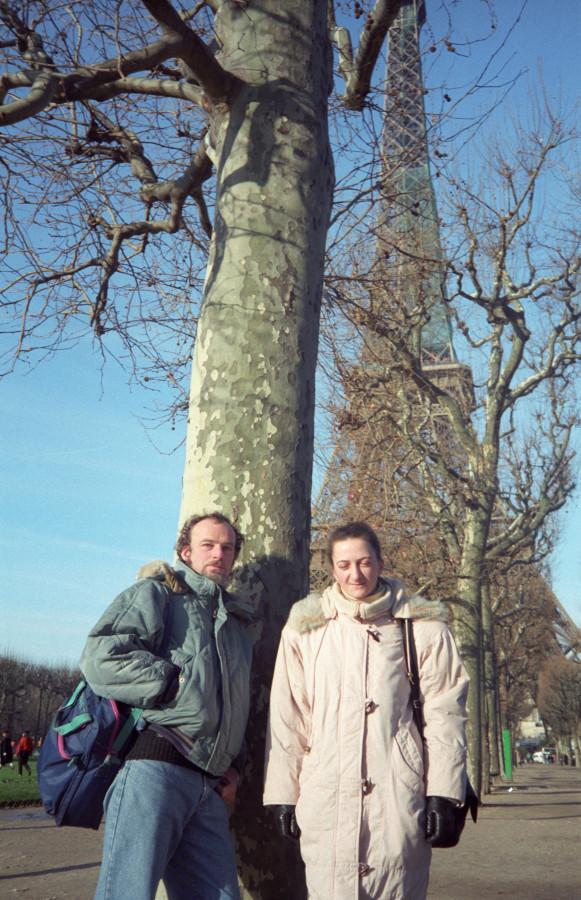 1991 в Париже