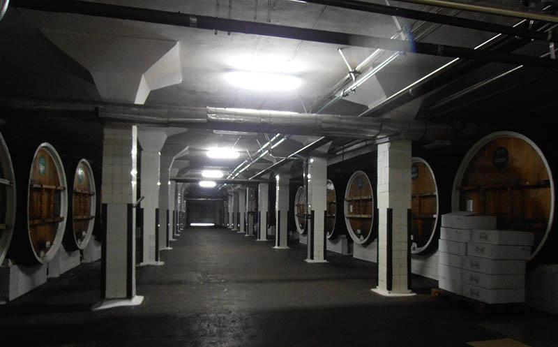 Средний подвал