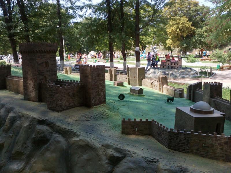 Генуузская крепость Судак