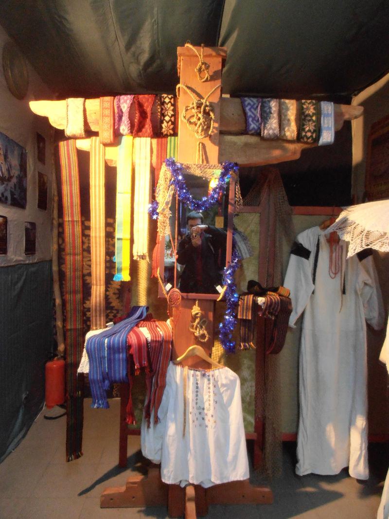 Вышиванки и рушники