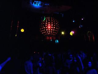 Attac Bankentribunal disco