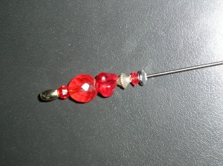 Day 5: Red Hat Pin