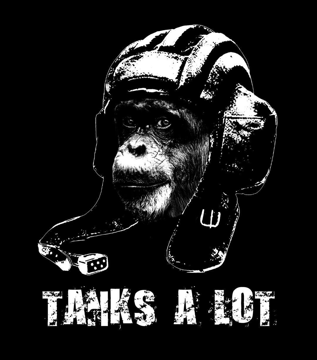 Monkey-Tank