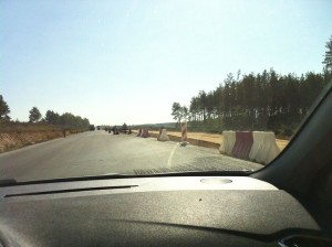 фото 21 новая автомагистраль Гомель-Минск