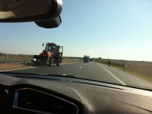 фото 23 новая автомагистраль Гомель-Минск