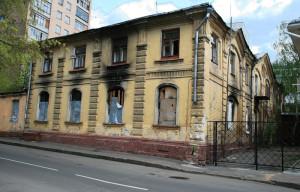 Щапов дом