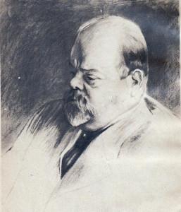 Парвус в начале 1920-х гг