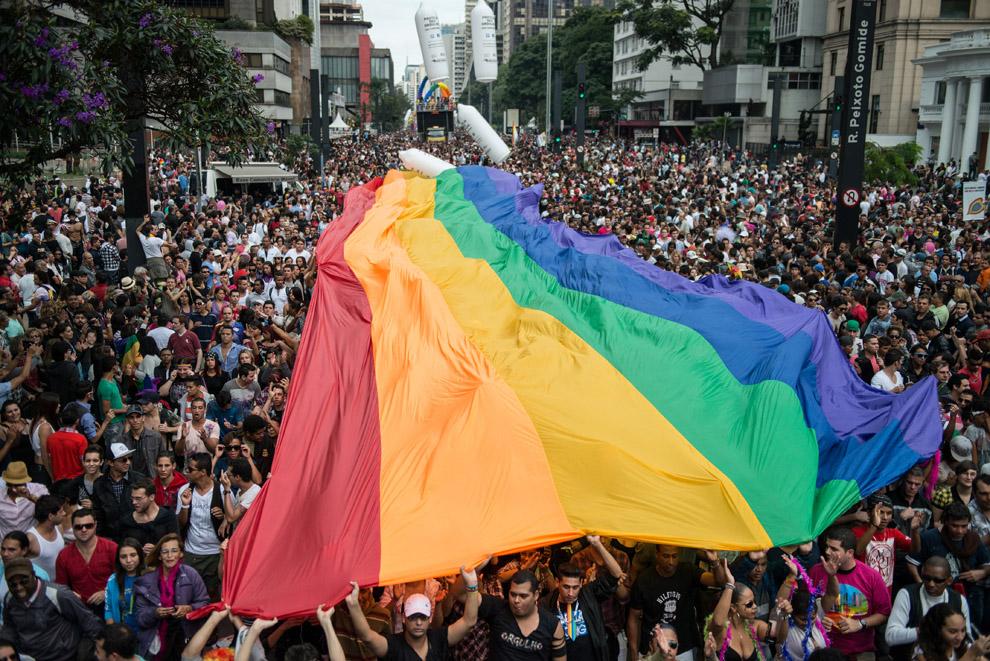 Родина гомосексуализма