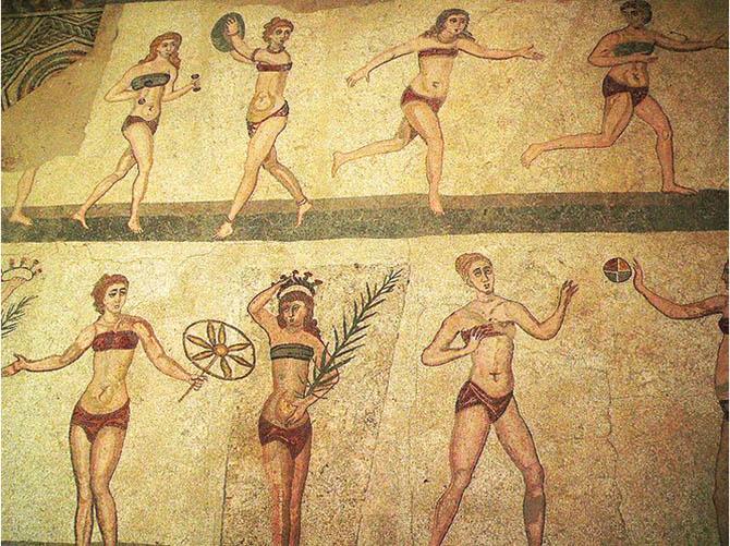 Сексуальные нравы средневековье