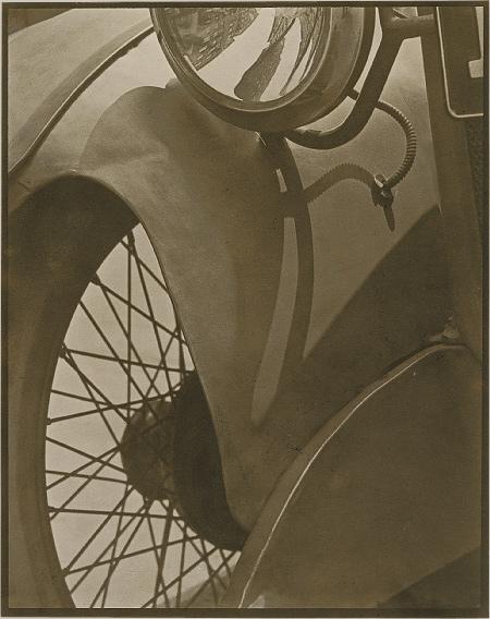 Wire Wheel, 1917