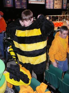 Buzz Costume