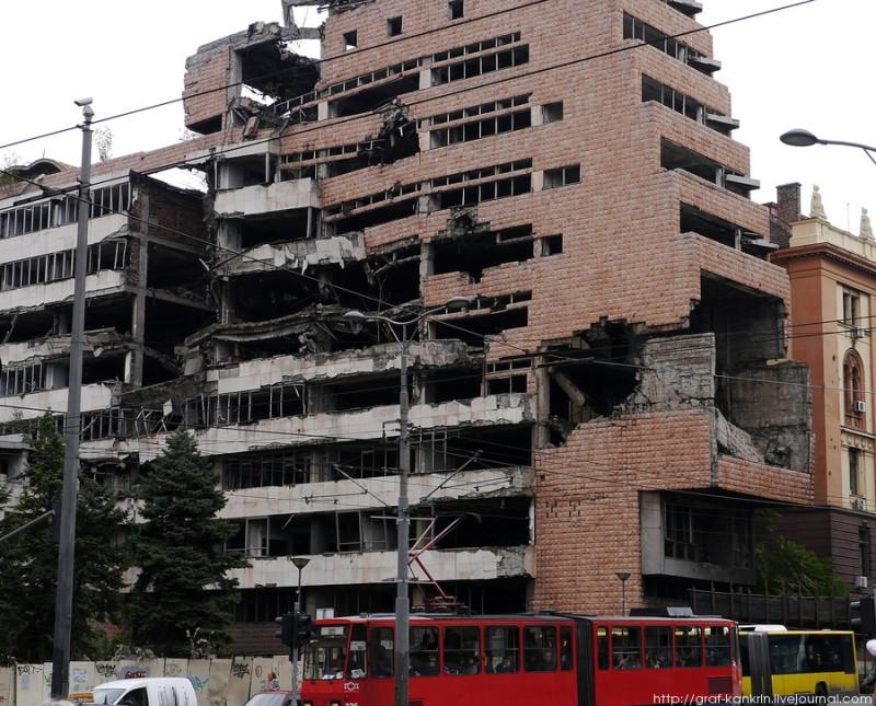 Белград МО