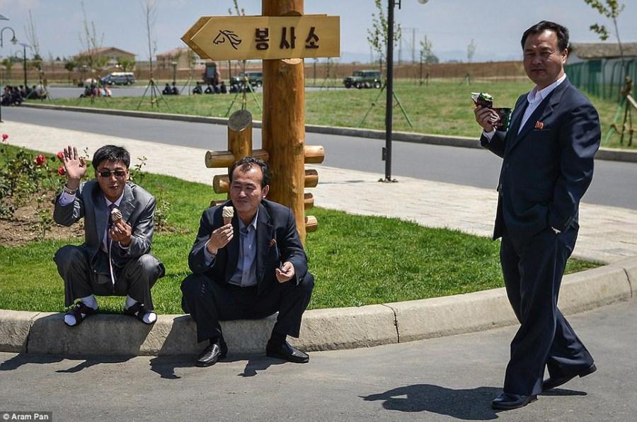 Северная Корея 12