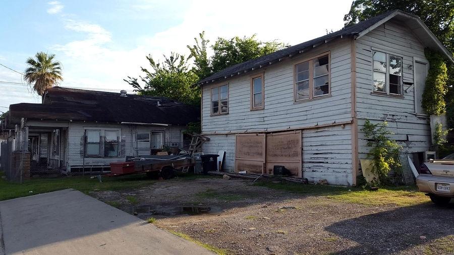 Сельские дома американской провинции