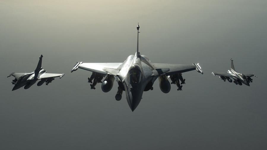 Самолёты НАТО в Сирии
