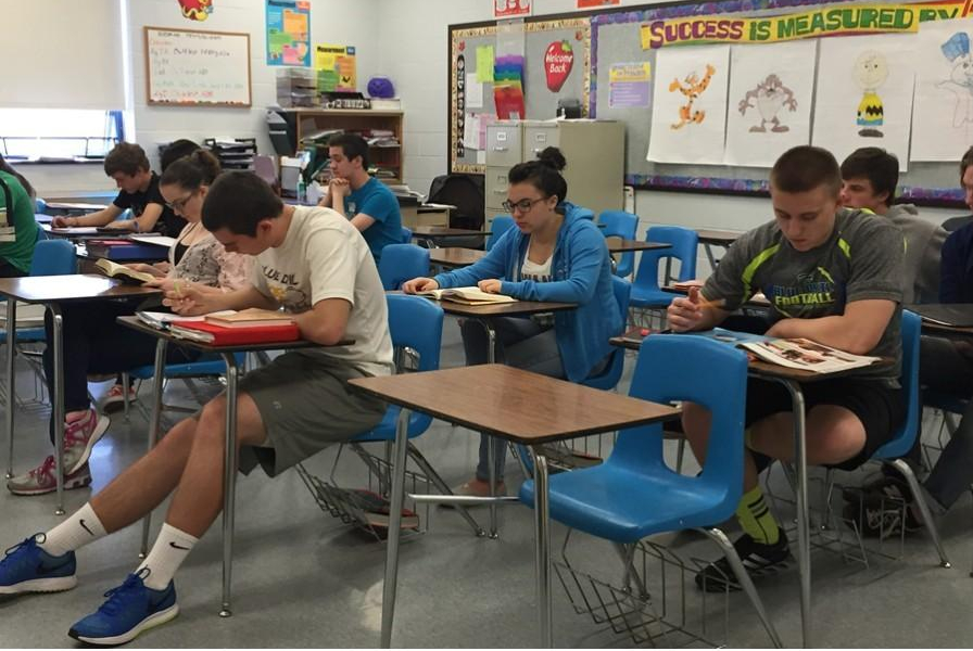 American Schools (C) The Blue Print