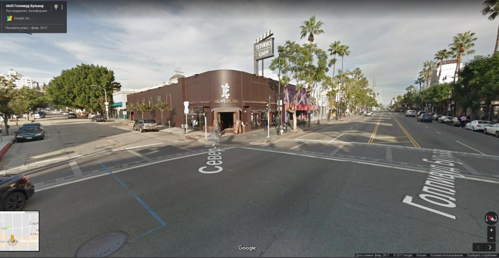 Лос-Анжелес, Калифорния (1)