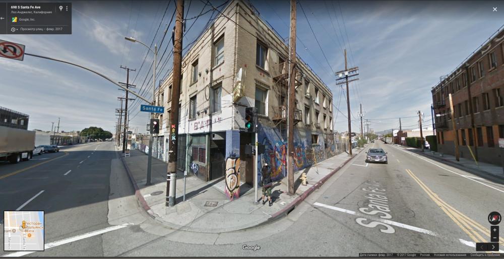 Лос-Анжелес, Калифорния (2)