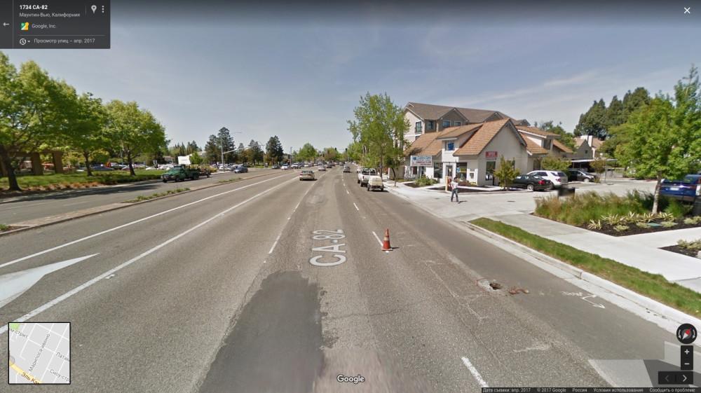 Маунтин-Вью, Калифорния (1)