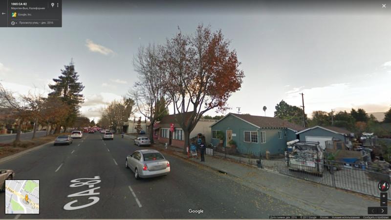 Маунтин-Вью, Калифорния (2)