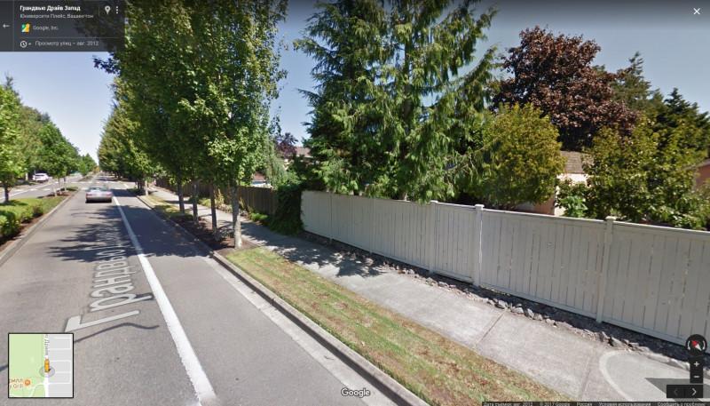 Юниверсити Плейс, Вашингтон (1)