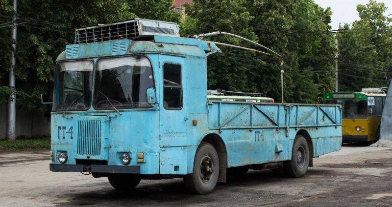 Грузовой троллейбус (1)