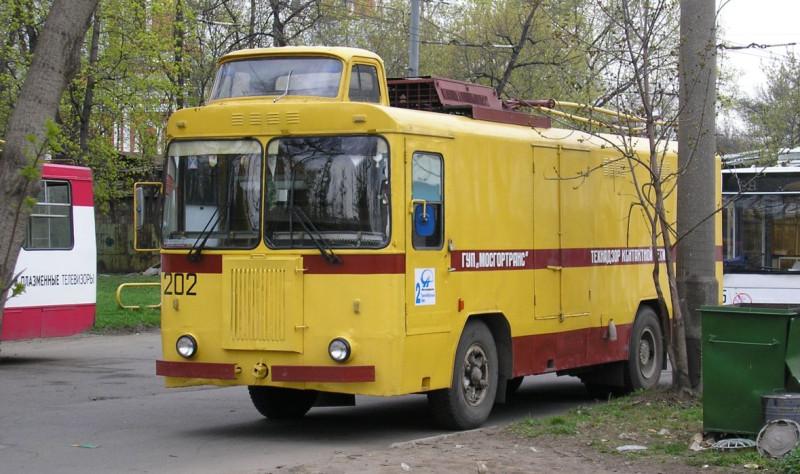 Грузовой троллейбус (2)