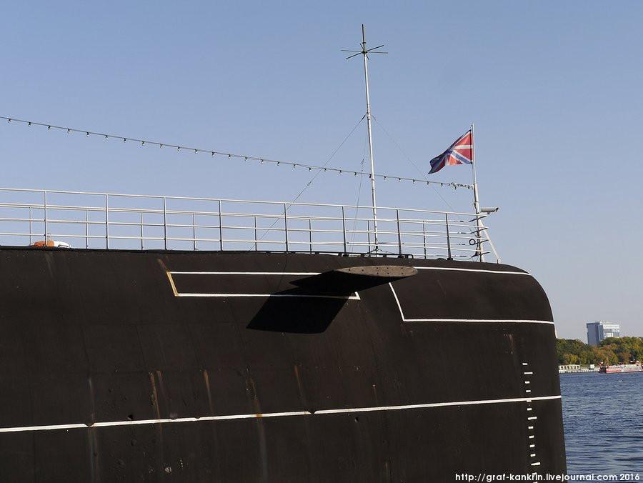 Как на самом деле устроена подводная лодка