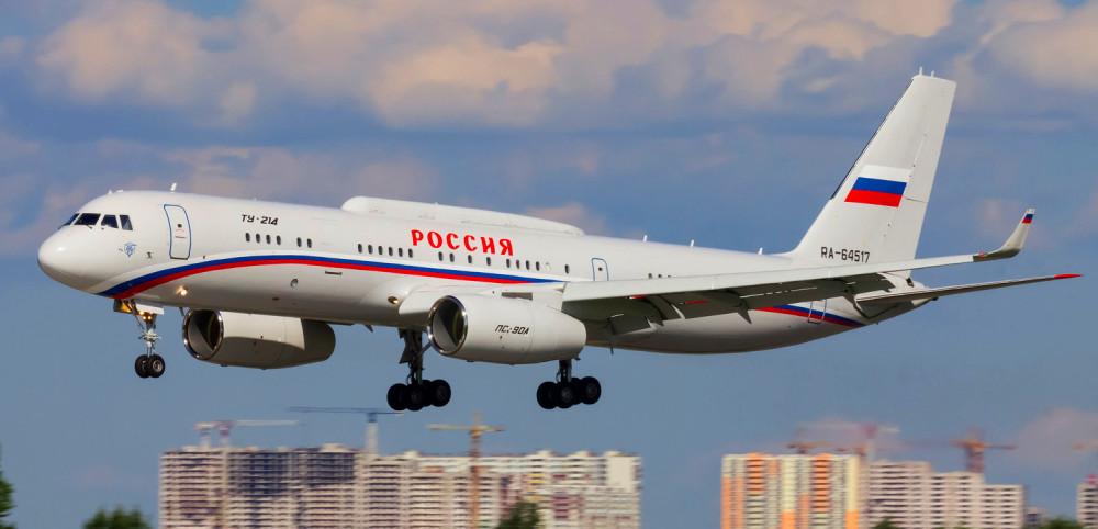 Ту-214ПУ