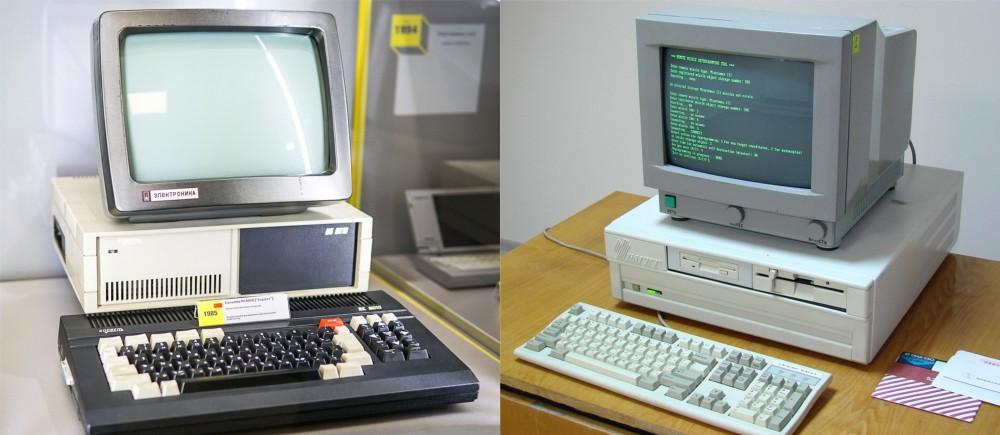 PC8010 Корвет и Багет