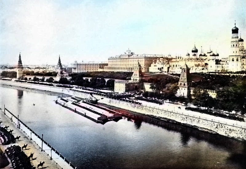 Празднование 900-летия Крещения Руси 15 июля 1888 года