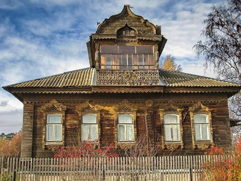 Старый дом. Углич
