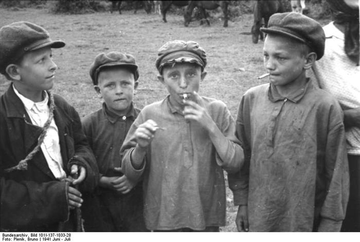 Дети СССР- цветы жизни